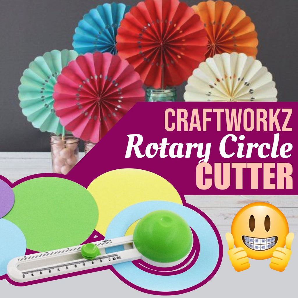 CraftWorkz Rotary Circle Cutter