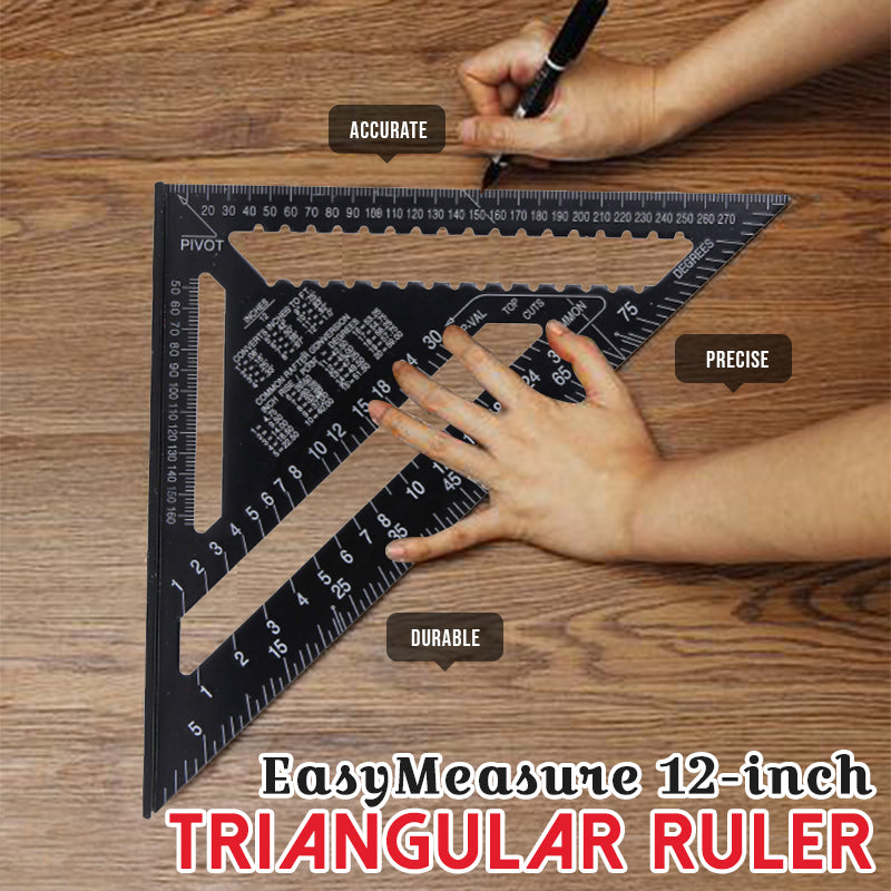 EasyMeasure - Triangular Ruler