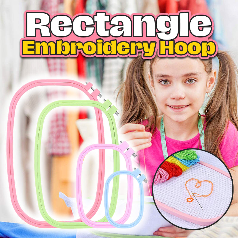Rectangle Embroidery Hoop