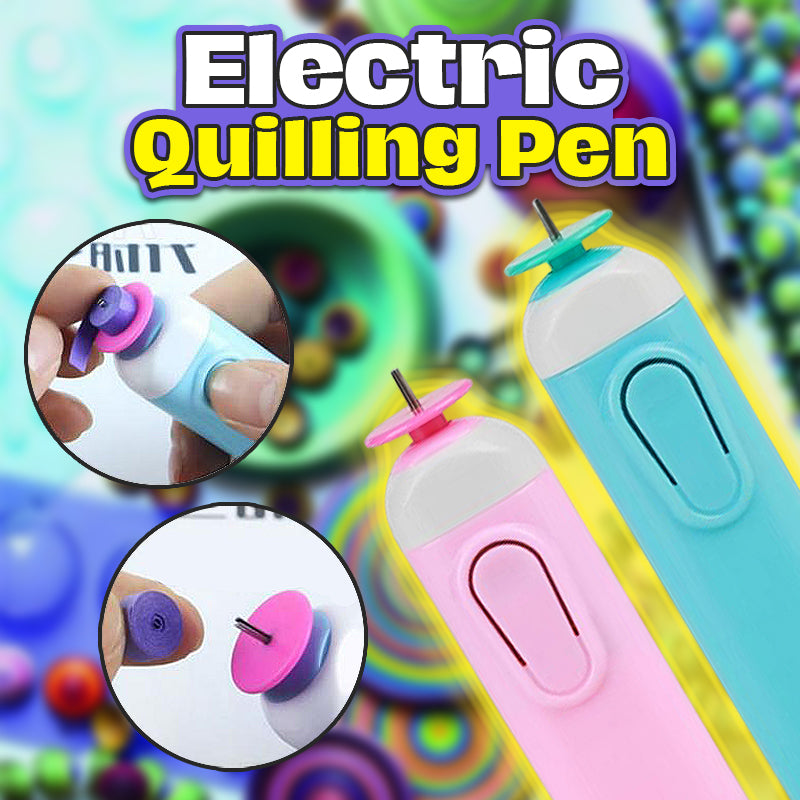 Electric Quilling Pen