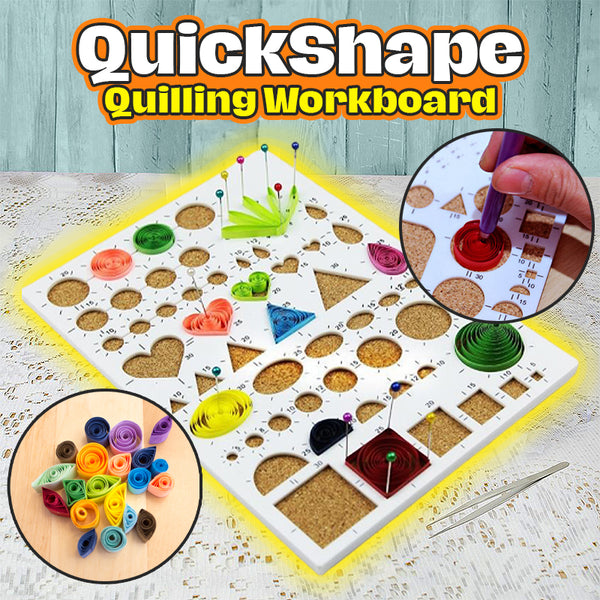 QuickShape Quilling Workboard