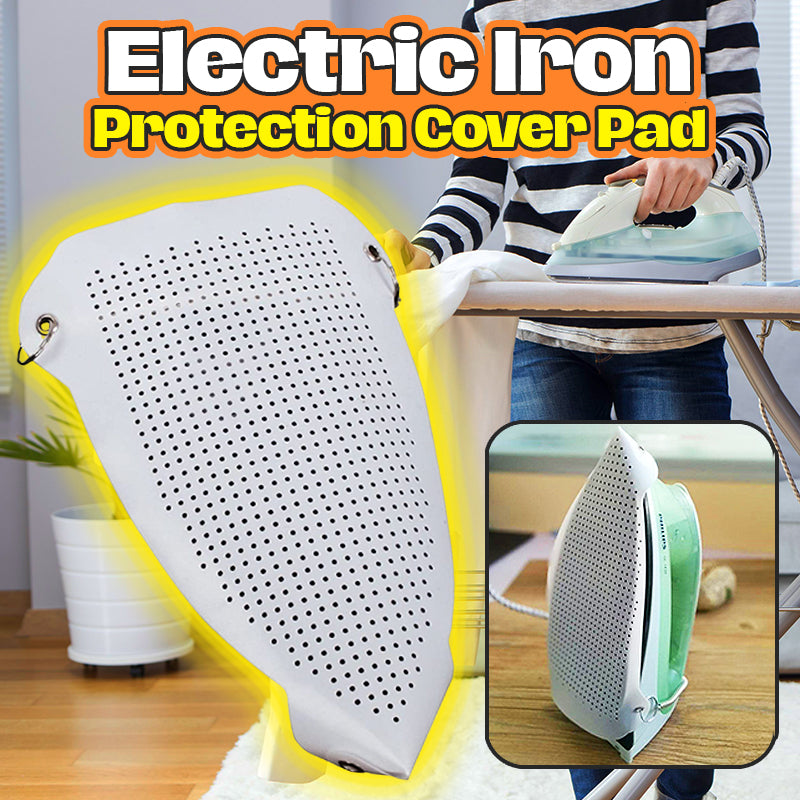 Electric Iron Protection Cover Pad