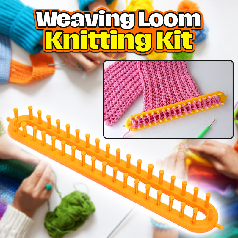 Weaving Loom Knitting Kit