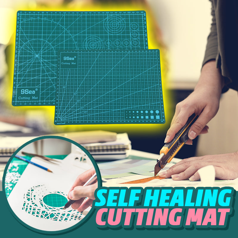 DIY Self-Healing Cutting Mat