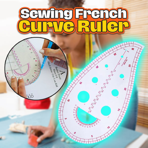 Sewing French Curve Ruler