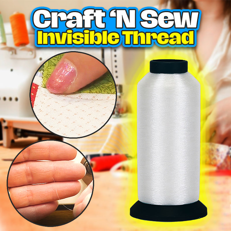 Craft 'N Sew Invisible Thread
