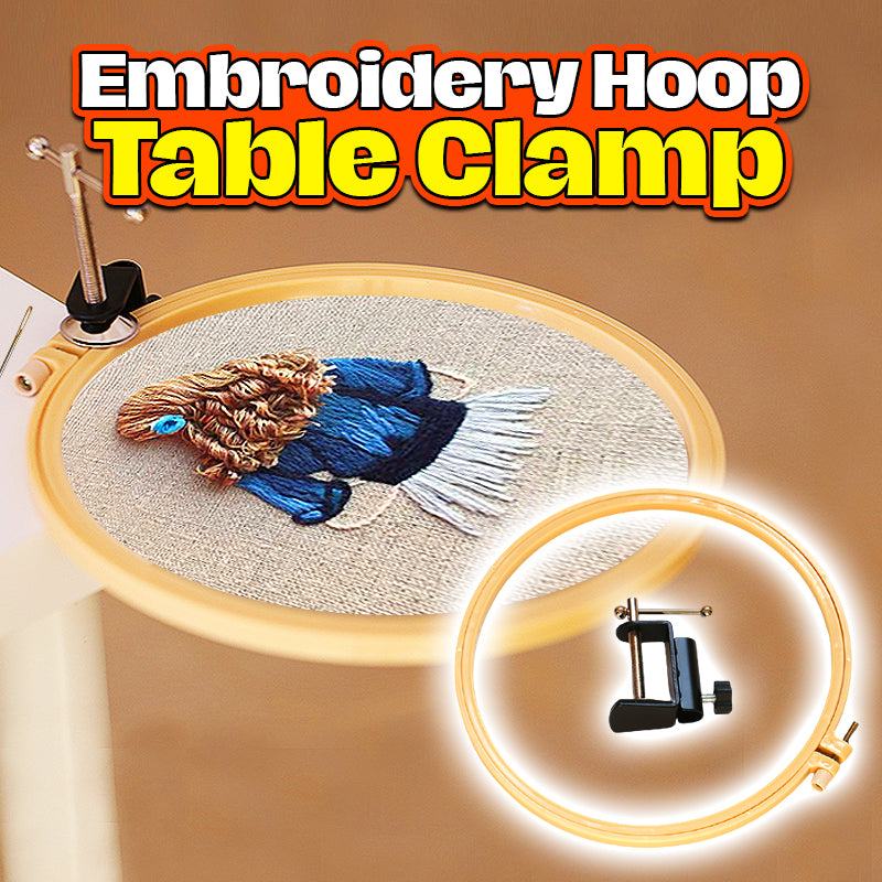 Embroidery Hoop Table Clamp