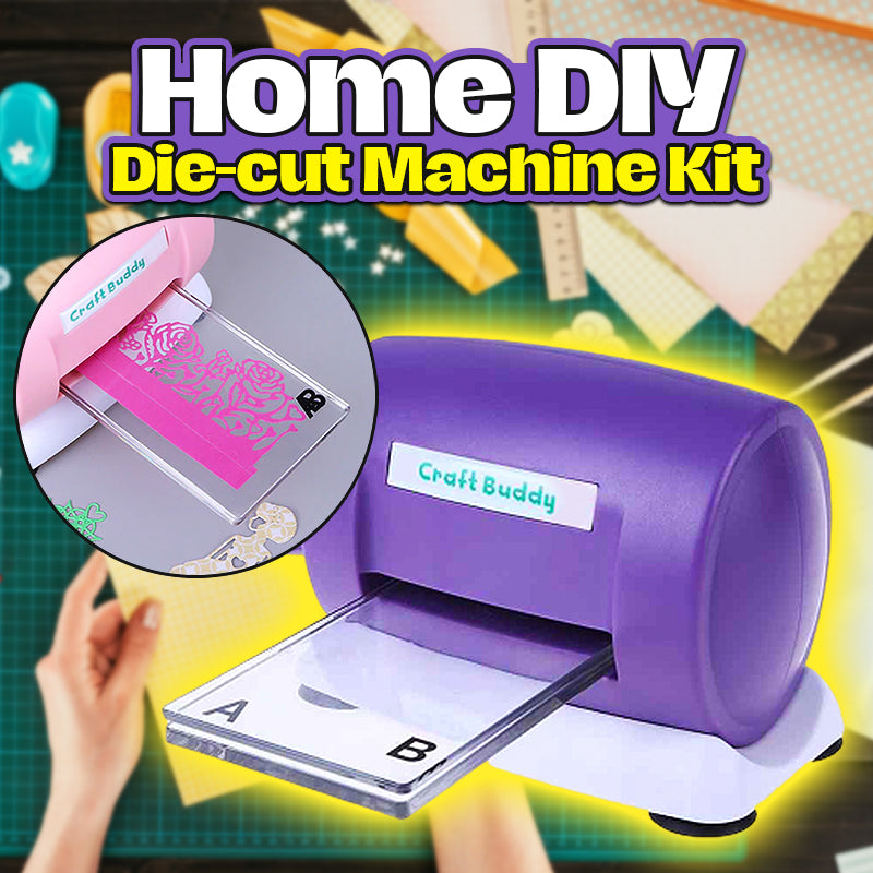 Home DIY Die-cut Machine Kit