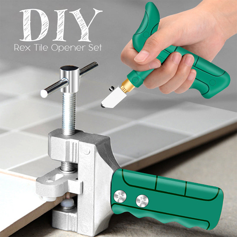 DIY-Rex Tile Opener Set