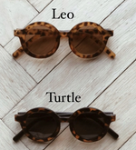 BABYMOCS SUNGLASSES TURTLE