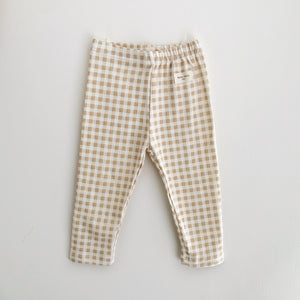 BEBEHOLIC GINGHAM 3-PIECE SET