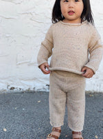 TINY TROVE PEPPA SPECKLE KNIT JUMPER (PRE-ORDER)