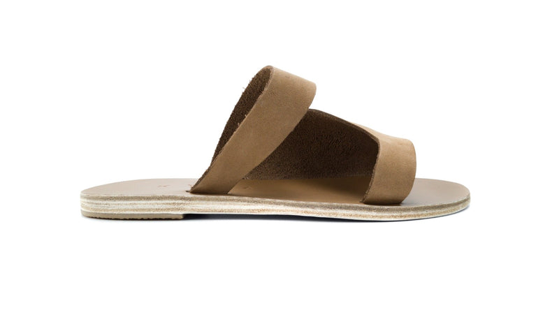 LESVOS - LIGHT BROWN/LIGHT BROWN SUEDE