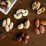 nuts and seeds - sources of folate