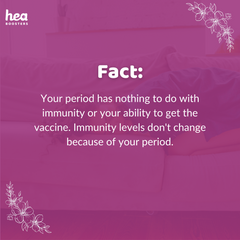 COVID Period Myths Hea Facts