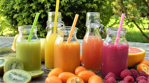 Smoothies with high sugar