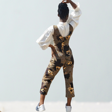 Load image into Gallery viewer, Tito V-neck Jumpsuit