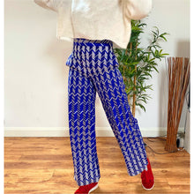Load image into Gallery viewer, Ronke High Waist Palazzo Trousers