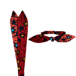 Bow Tie Headband (Large)