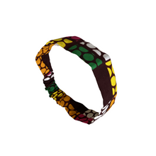 Load image into Gallery viewer, Kelechi Wide Headband Multi