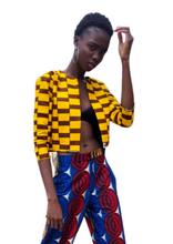 Load image into Gallery viewer, Riyike Jacket in Yellow