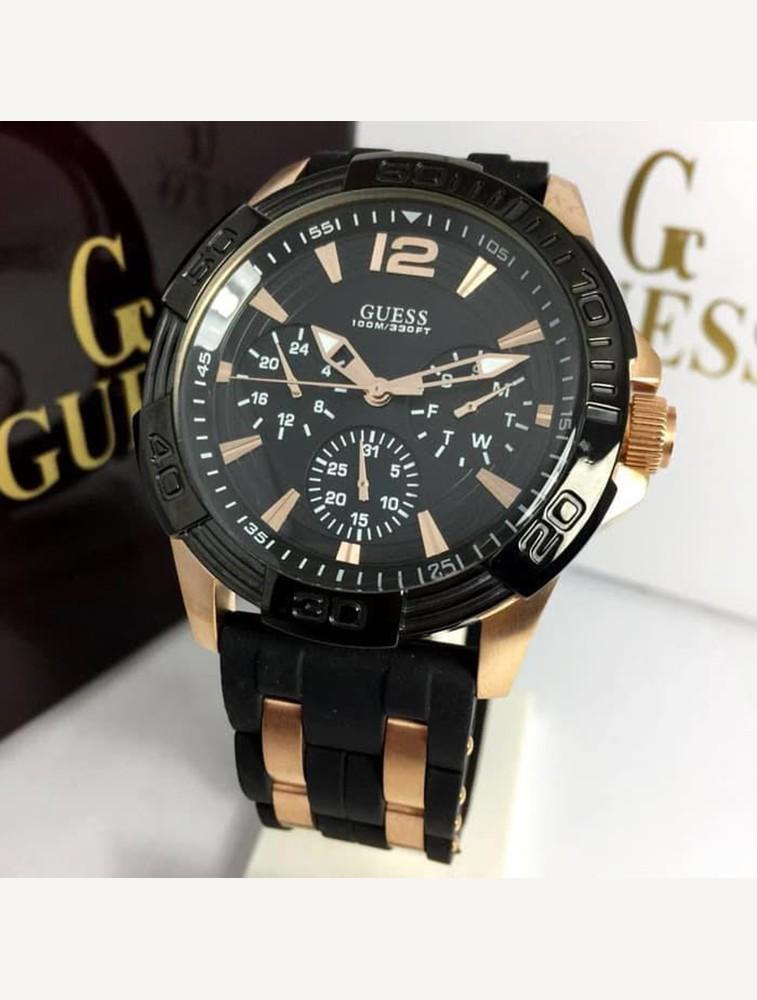 Guess Iconic Sporty Black U0366G3