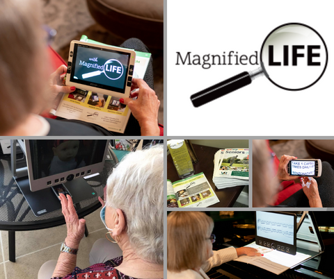 Happy One-Year Anniversary to Magnified Life!