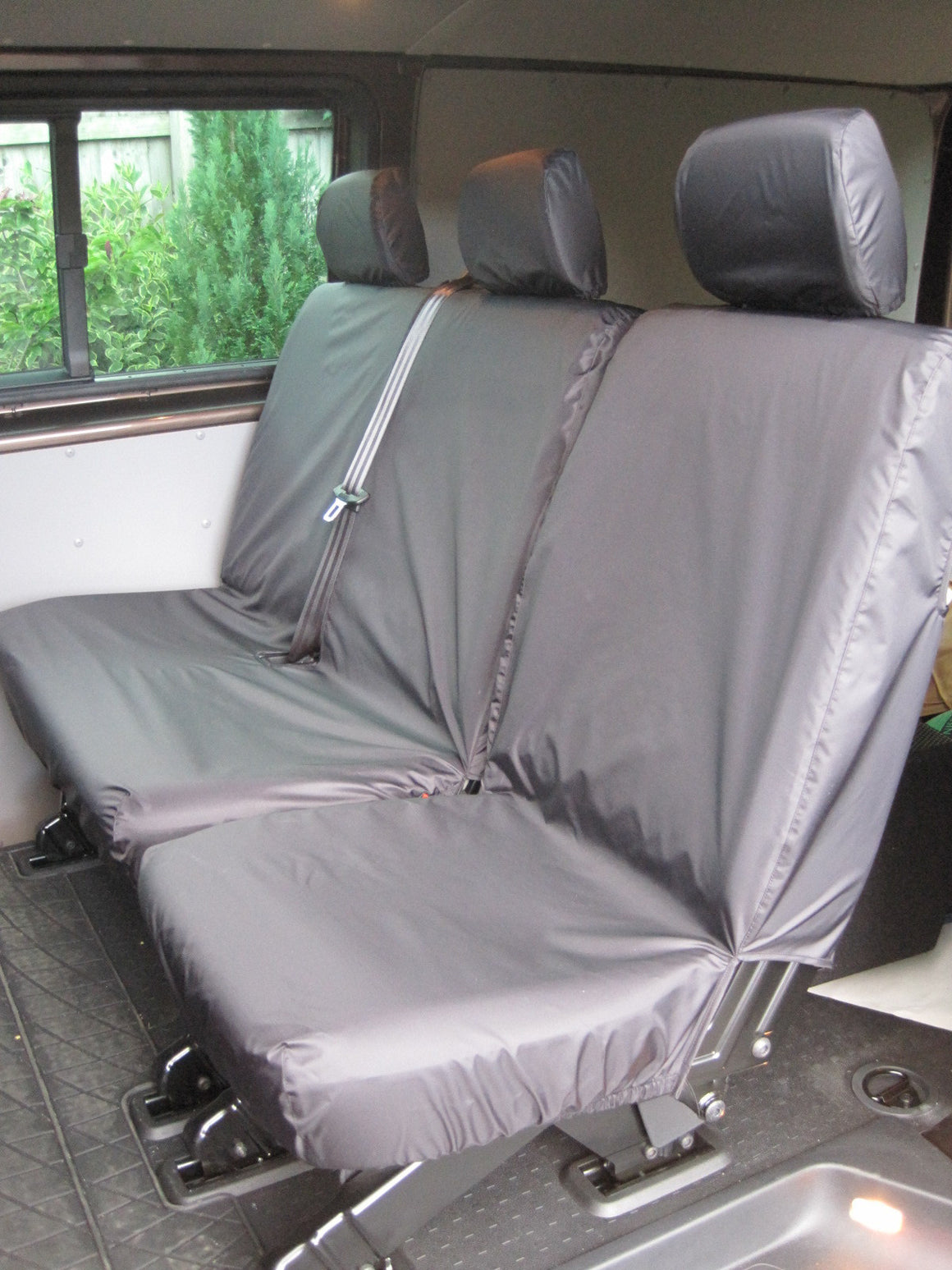 VW Volkswagen Transporter T5 Kombi 2003-2009 Rear Seat Covers