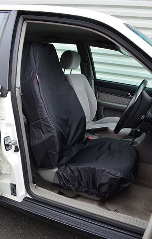Turtle Covers Universal Utility Single Front Seat Cover