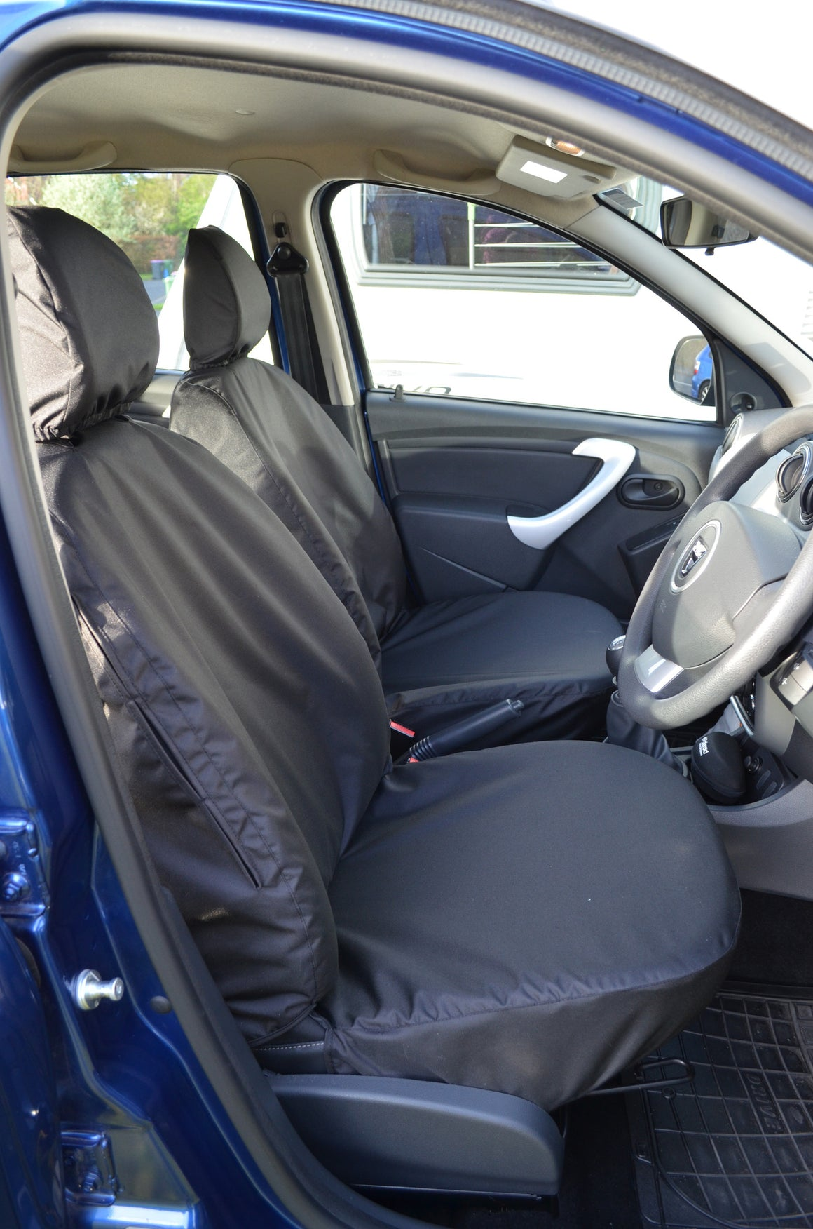 Dacia Duster 2013 - 2018 Tailored Seat Covers