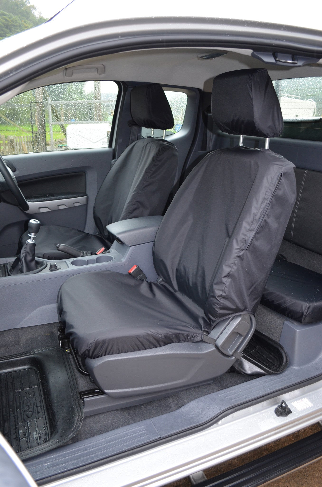 Ford Ranger Wildtrack Tailored Amp Waterproof Seat Covers