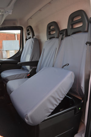 Iveco Daily Van 2014 Onwards Tailored Front Seat Covers