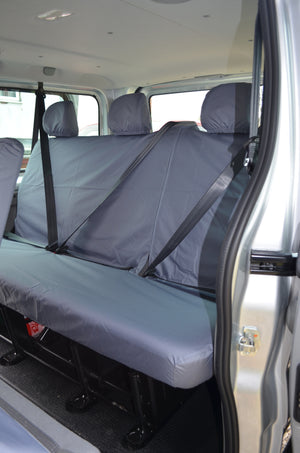 Renault Trafic Passenger 2001 - 2006 Seat Covers