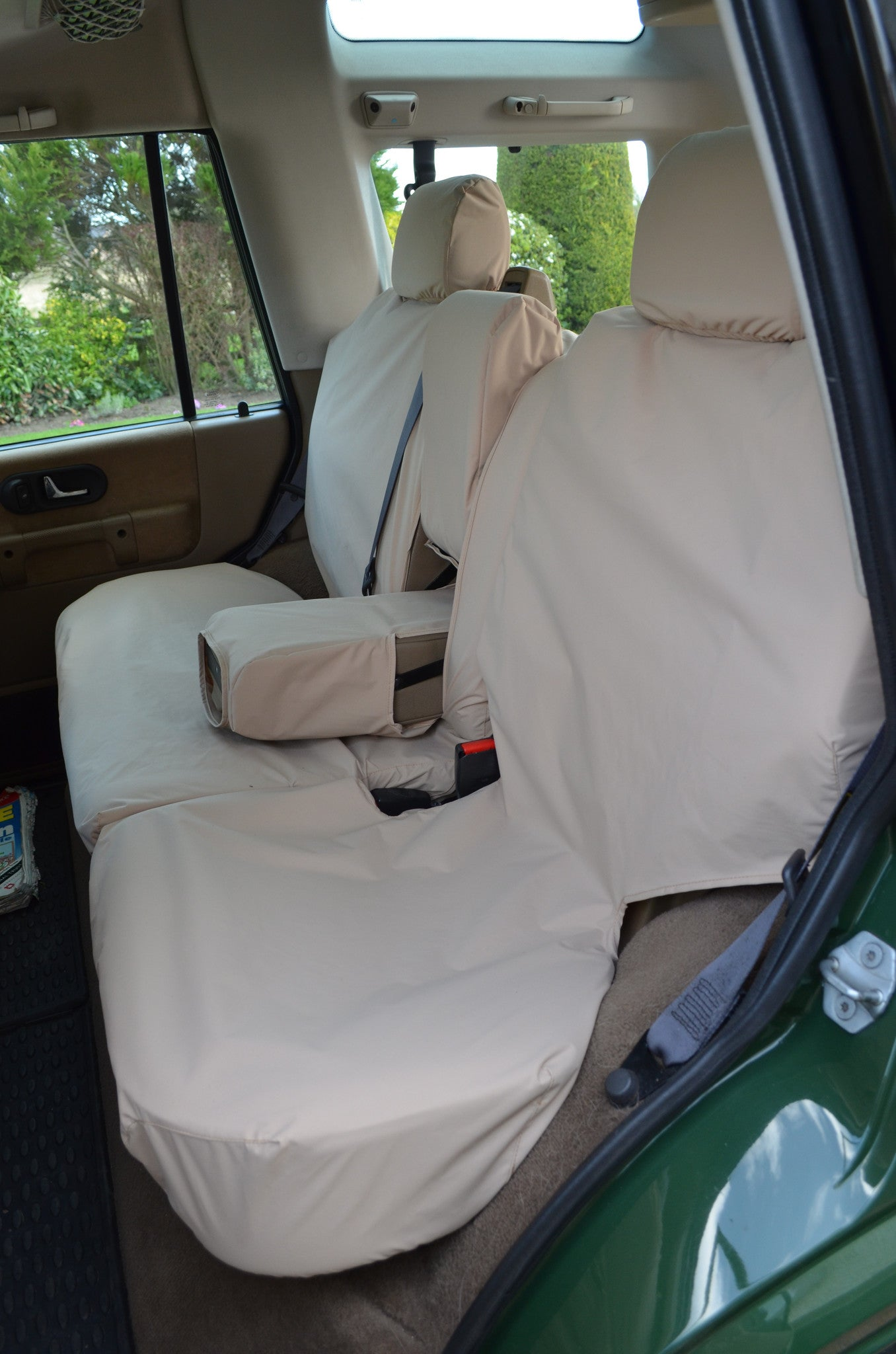Land Rover Discovery 1998 2004 Series 2 Waterproof Seat