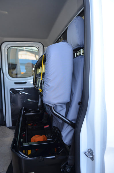 Ford Transit 2014 Chassis Cab Tailored Amp Waterproof Seat