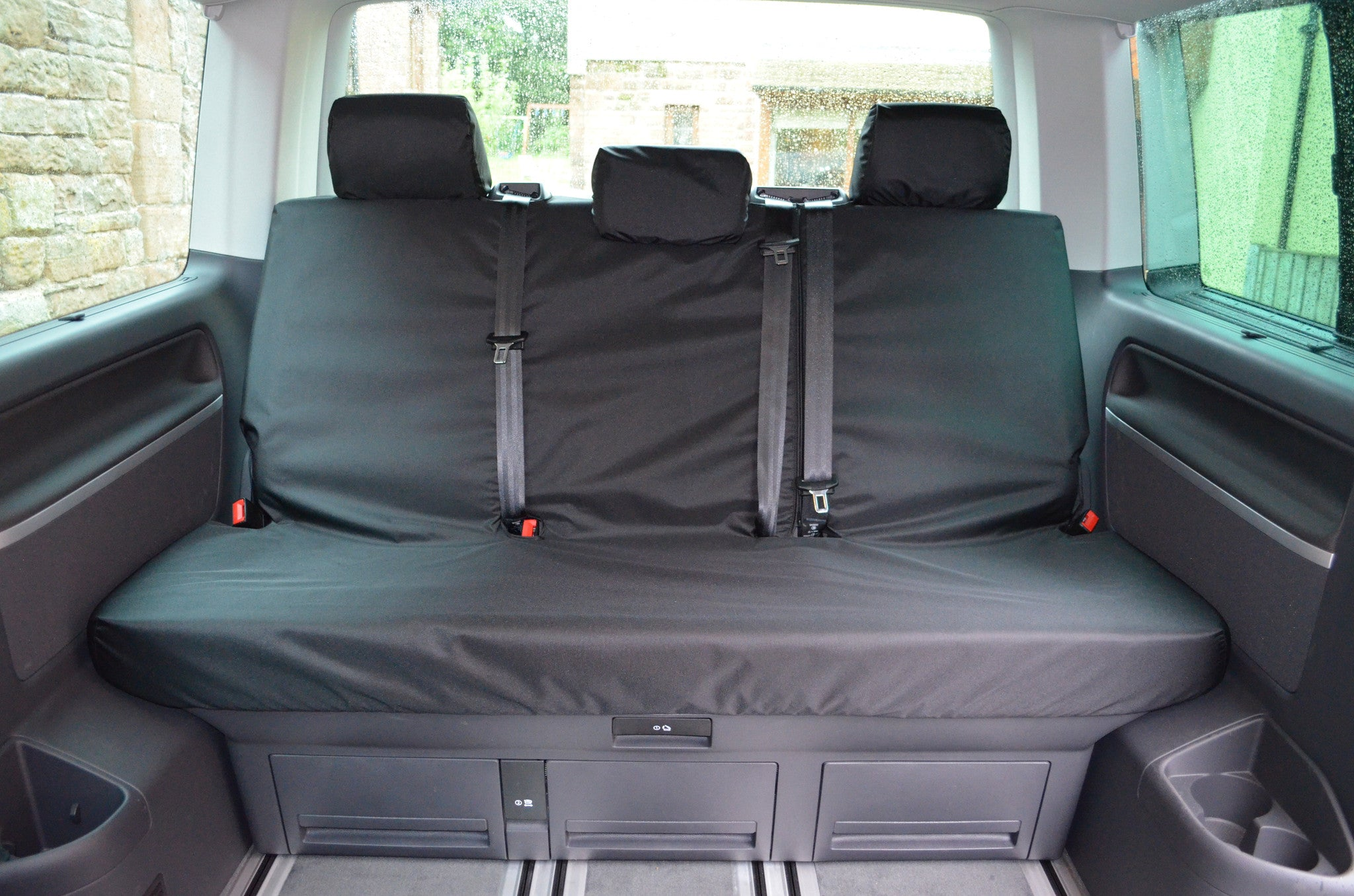 vw volkswagen t5 caravelle 2003 2015 tailored seat. Black Bedroom Furniture Sets. Home Design Ideas