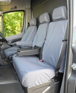 Mercedes Sprinter 2010 - 2018 Van Tailored & Waterproof Seat Covers