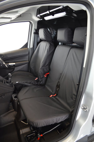 Ford Transit Connect Van 2014 - 2018 3-Seater Front Seat Covers