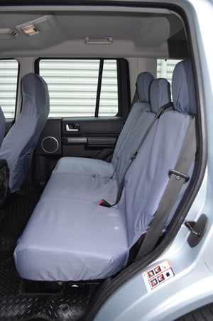 Land Rover Discovery 3 & 4 (2004-2017) Seat Covers