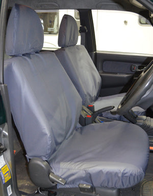 Mitsubishi L200 Double Cab (1998 to 2006) Tailored Seat Covers