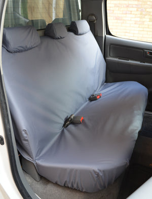 Toyota Hilux 2005 - 2016 Seat Covers