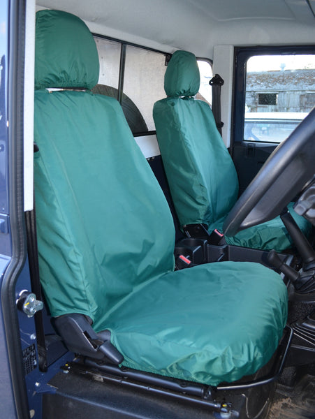 Land Rover Defender 2007 Onwards Seat Covers