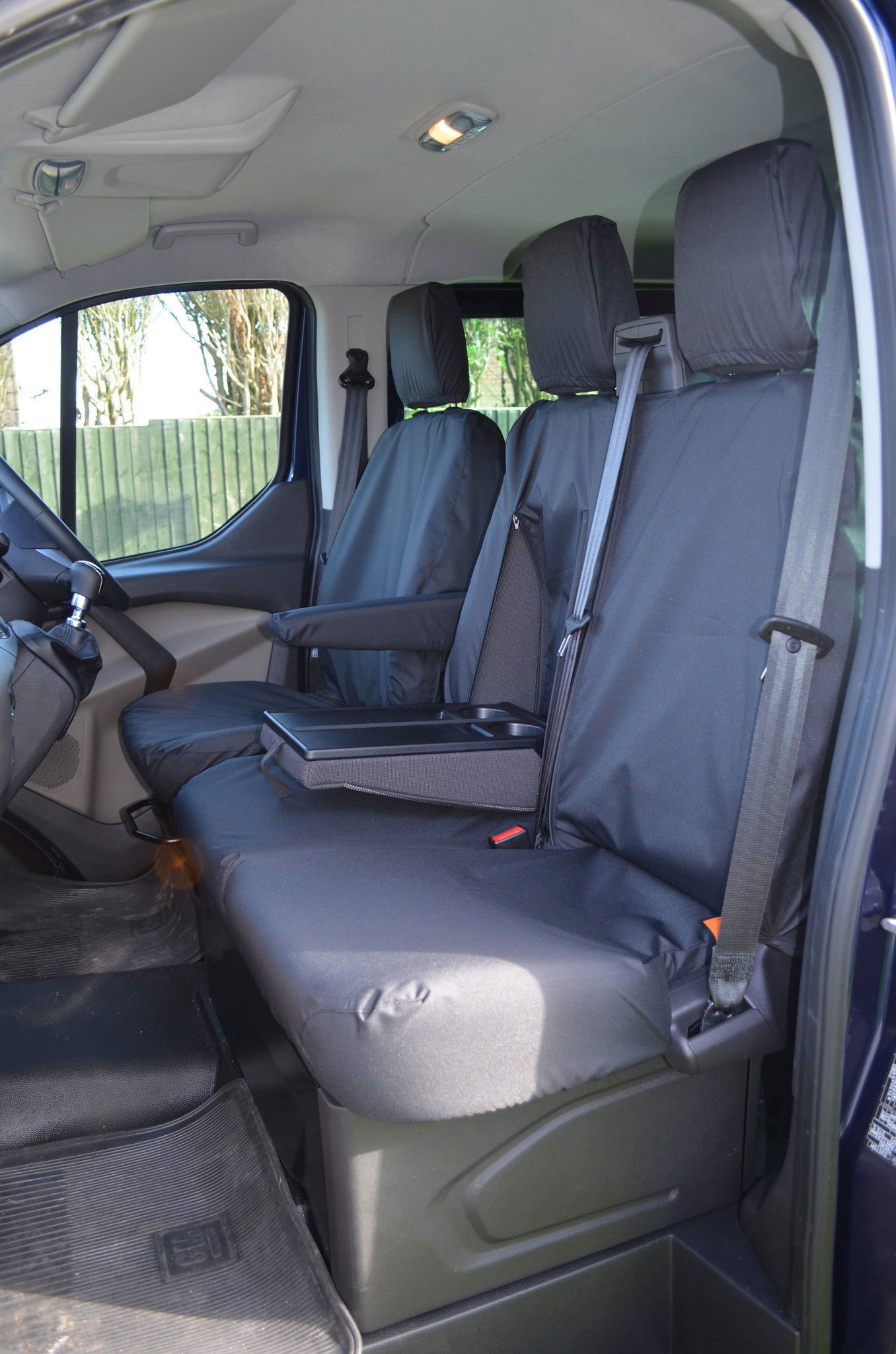 Fine Ford Transit Custom 2013 Waterproof Tailored Front Seat Covers Andrewgaddart Wooden Chair Designs For Living Room Andrewgaddartcom