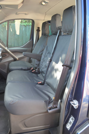 Ford Transit Van 2014 Onwards Tailored Front Seat Covers