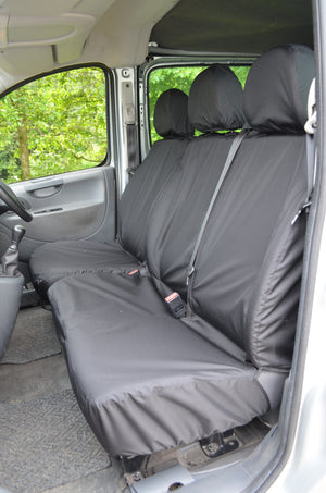 Fiat Scudo Van 2007 - 2016 Tailored Front Seat Covers