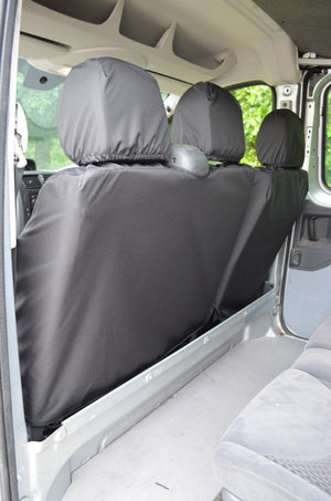 Citroen Dispatch 2007 - 2016 Tailored Front Seat Covers  Turtle Covers Ltd
