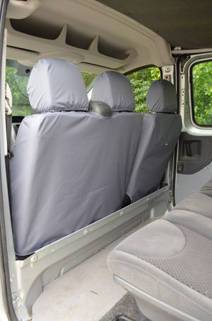 Toyota Proace 2013 - 2016 Tailored Front Seat Covers