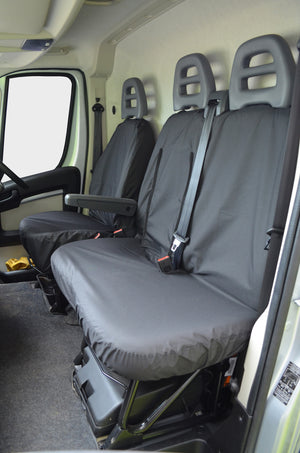 Fiat Ducato Van 2006 Onwards Tailored Seat Covers