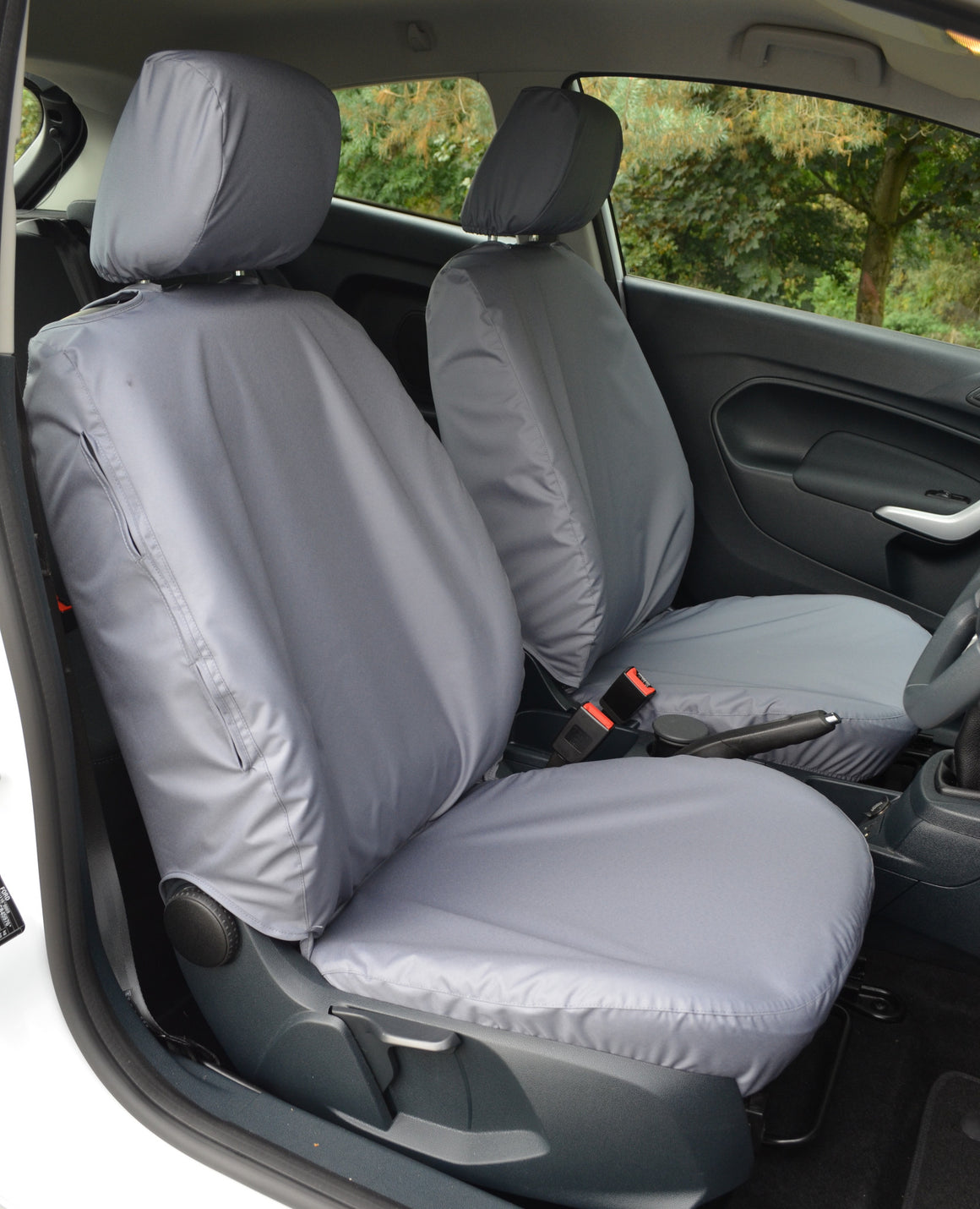 Ford Fiesta Van 2008 - 2018 Tailored Seat Covers