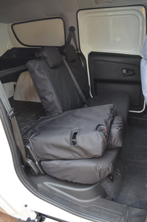 Fiat Doblo Van 2010 Onwards Tailored Seat Covers